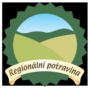 Regionální potravina logo
